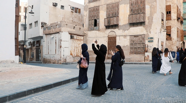 Photowalk in Al-Balad, Jeddah.